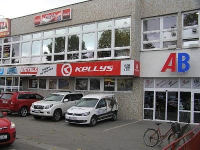 AB SEREĎ - Predajňa